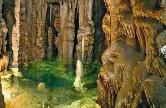 Katerloch - Tropfsteinhöhle