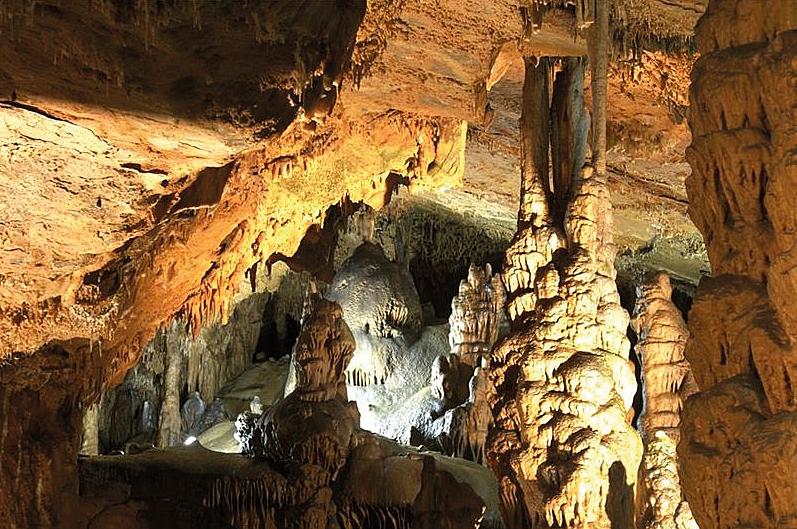 Grasslhöhle - Tropfsteinhöhle