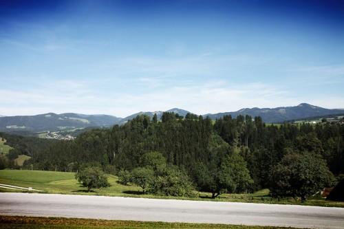 Almenland Radweg Raabtal